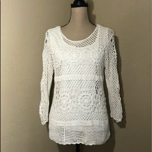 Coldwater Creek Layered Top